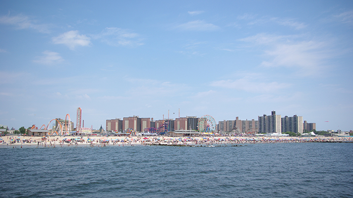 New-york-plage-coney-island-panoramique