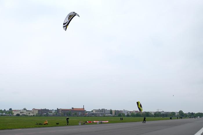 Tempelhof kite