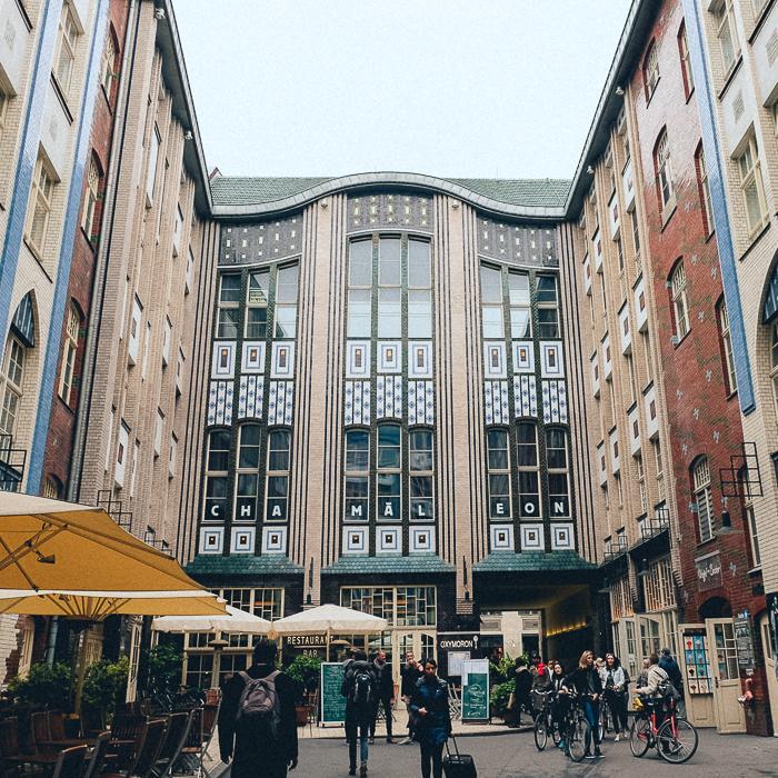 Berlin hackeshefe hofe