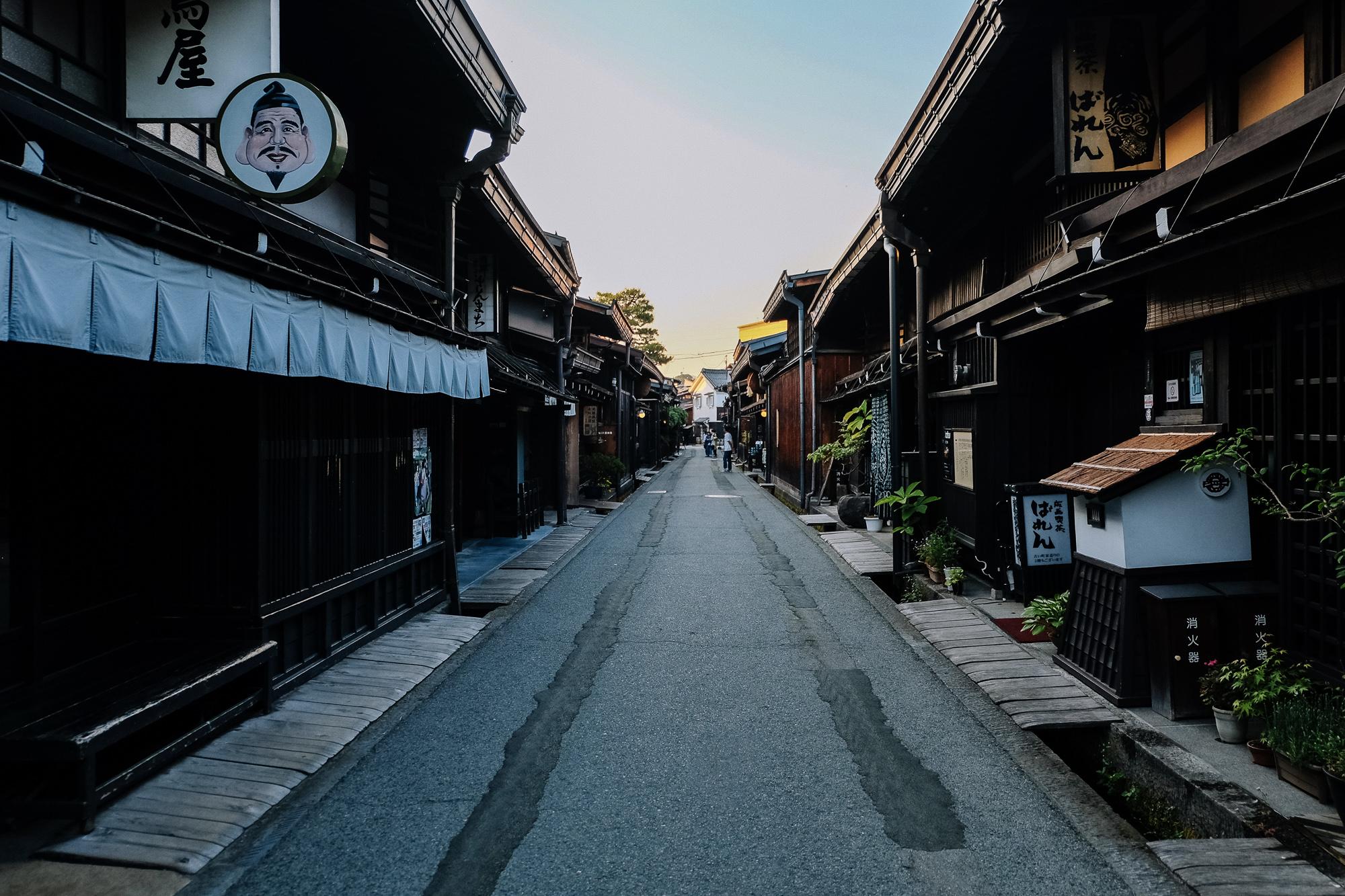 Sanmachi-Suji à Takayama